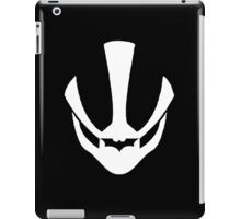 Batman VS Bane iPad Case/Skin