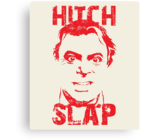 Hitch Slap Canvas Print