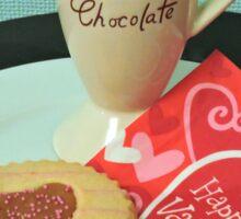 Valentine Treats Sticker