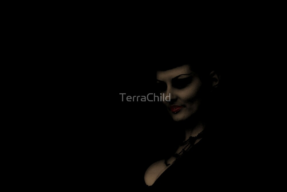 Dark Lady by TerraChild