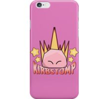Kirby - Kirbstomp iPhone Case/Skin