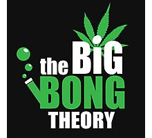 The Big Bong Theory Photographic Print