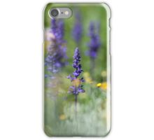 Lavender Colours iPhone Case/Skin