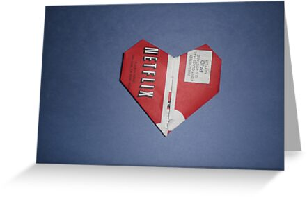 For The Love Of... NetFlix!!! by Dylan & Sarah Mazziotti