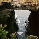 Tasmans Arch by Cheryl  Lunde