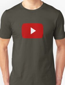 Play Button T-Shirt