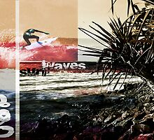 abstract surf by focusonu