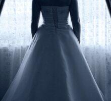 Bridal Silhouette Sticker