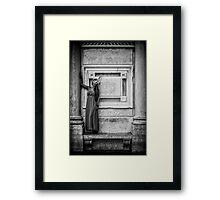 .... Framed Print