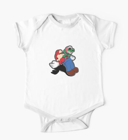 In Space, No One Can Hear You Mama Mia One Piece - Short Sleeve
