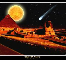"""Egyptian Nights"" by Skye Ryan-Evans"