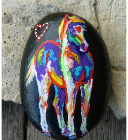 Rock 'N' Ponies - LITTLE TOBIANO PONY #2 Sticker