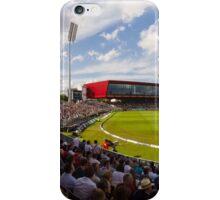Old Trafford Cricket Ground iPhone Case/Skin