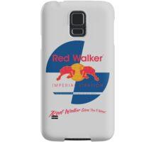 Red Walker Samsung Galaxy Case/Skin