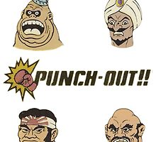 Punch-Out by BMRoseberry