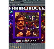 FrankJavCee Volume One in FL Studio Photographic Print