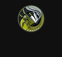 Alien Yang Unisex T-Shirt
