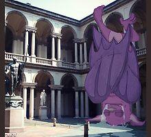 Monsters in Milan 6  by DanDav