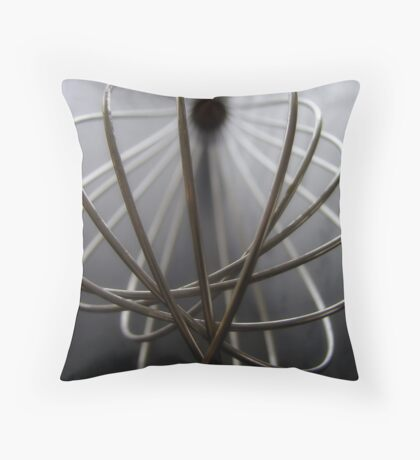 Whisk Throw Pillow