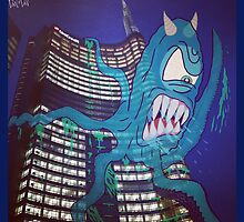 Monsters in Milan 7  by DanDav