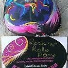 Rock 'N' Ponies - ROCK 'N' ROLLY PONY by louisegreen