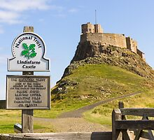 Lindisfarne Castle by TomGreenPhotos