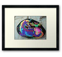 Rock 'N' Ponies - SPIKE & THE HOOTOWL #2 Framed Print