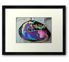 Rock 'N' Ponies - SPIKE & THE HOOTOWL #2 Framed Print