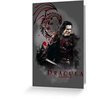 Dracula Untold Greeting Card