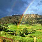 Summer Rainbow by Ern Mainka