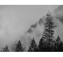 Montana Mist Photographic Print
