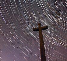Cross & Stars by Mark Hobbs