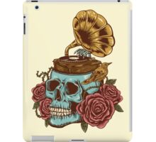 stuck on my head iPad Case/Skin