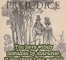 pride and prejudice by Prussia