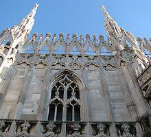 Duomo di Milano by Larasolnishko