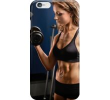 Bicep Curl iPhone Case/Skin