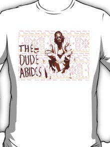 The Big Lebowski: Dude Abides T-Shirt