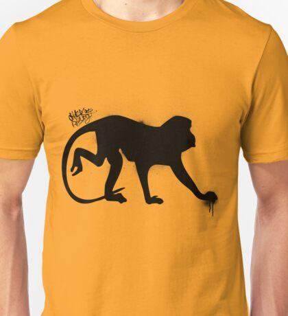 Monkey Man Dan Unisex T-Shirt