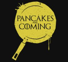 Pancakes Are Coming One Piece - Long Sleeve