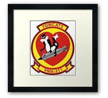 Attack Squadron - VMA - 311 Framed Print