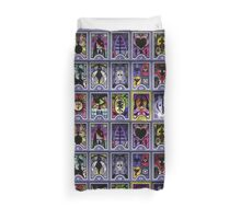 Persona Cards Duvet Cover