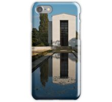 Chapel & Memorial iPhone Case/Skin
