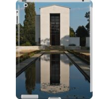 Chapel & Memorial iPad Case/Skin