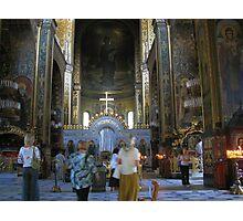 St Volodymyr's Cathedral, Kiev, Ukraine Photographic Print