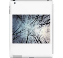 Looking up ! iPad Case/Skin