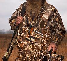 Phil Robertson The Duck Commander by KSkinner