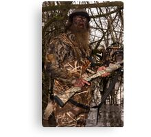 Phil Roberson The Duck Commander Canvas Print