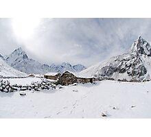 Mountain Sunshine Photographic Print