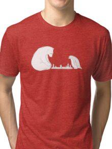 Winter Games Tri-blend T-Shirt