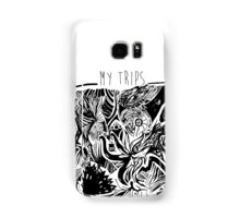My Trips Samsung Galaxy Case/Skin
